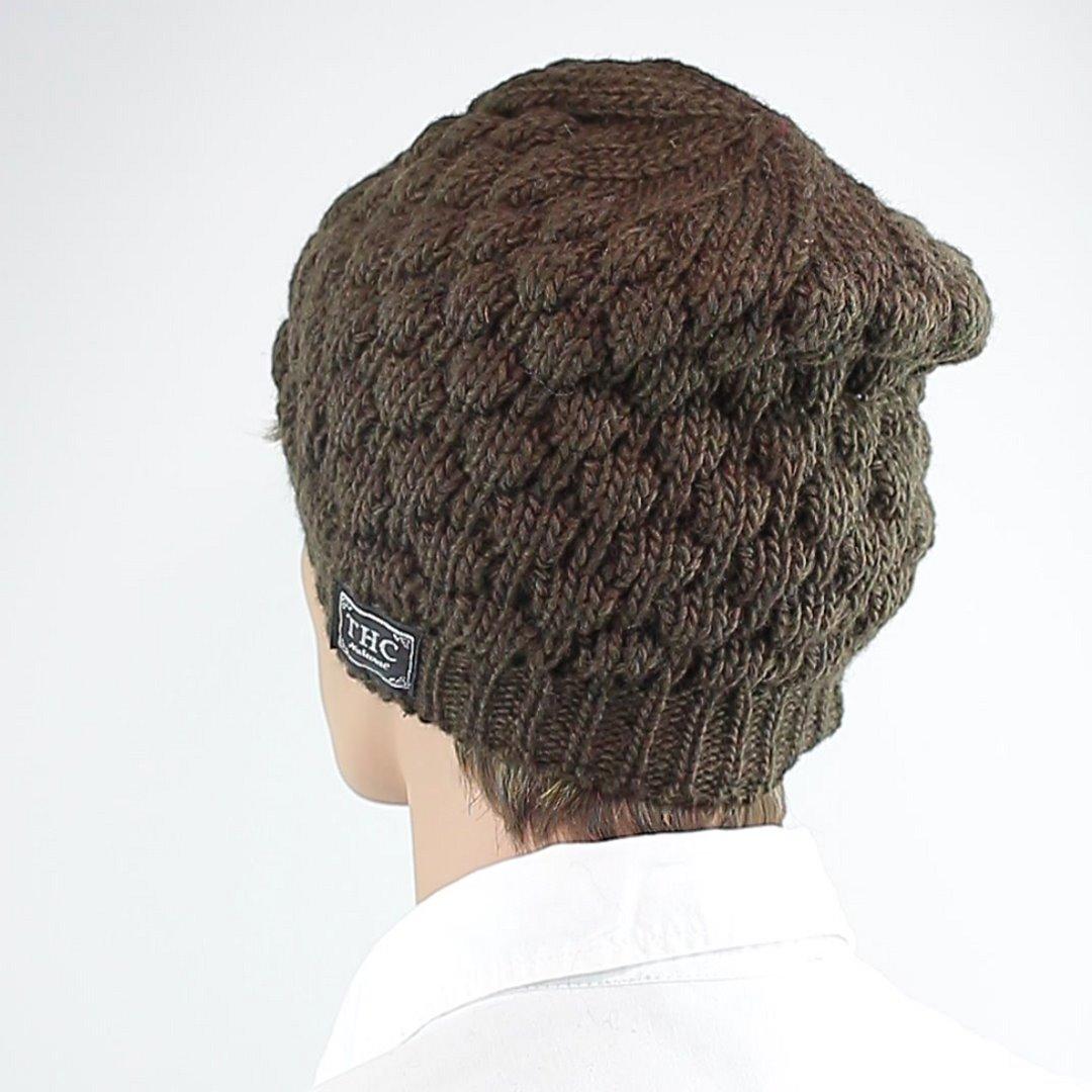 Foto 4: Beanie-Wollmütze passt zu herbstlichen Outfit