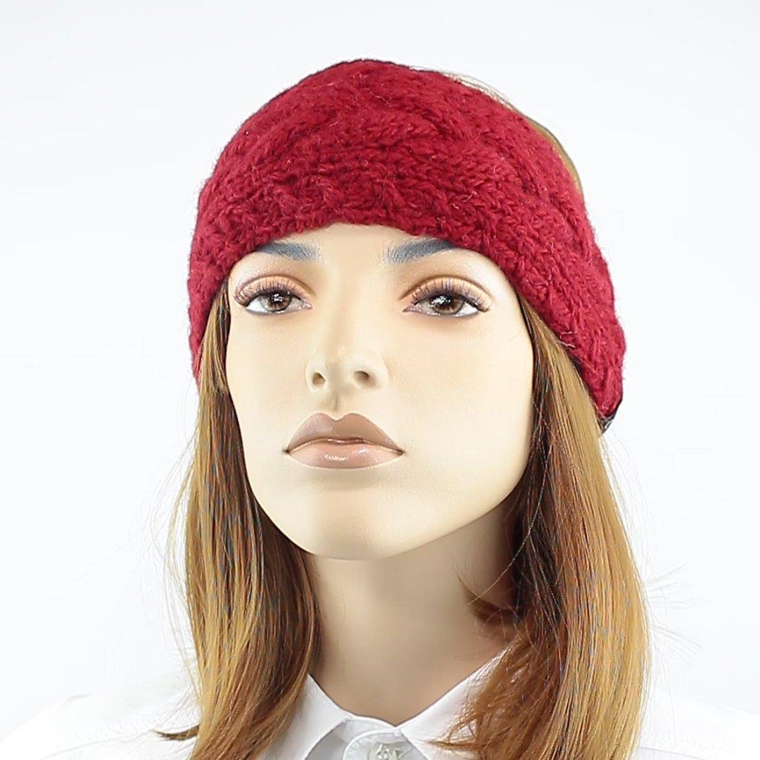 Foto 1: Kräftiges Rot für den Winter