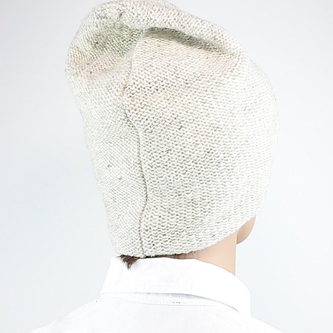 Foto 3: Mütze im angesagten Nude-Look