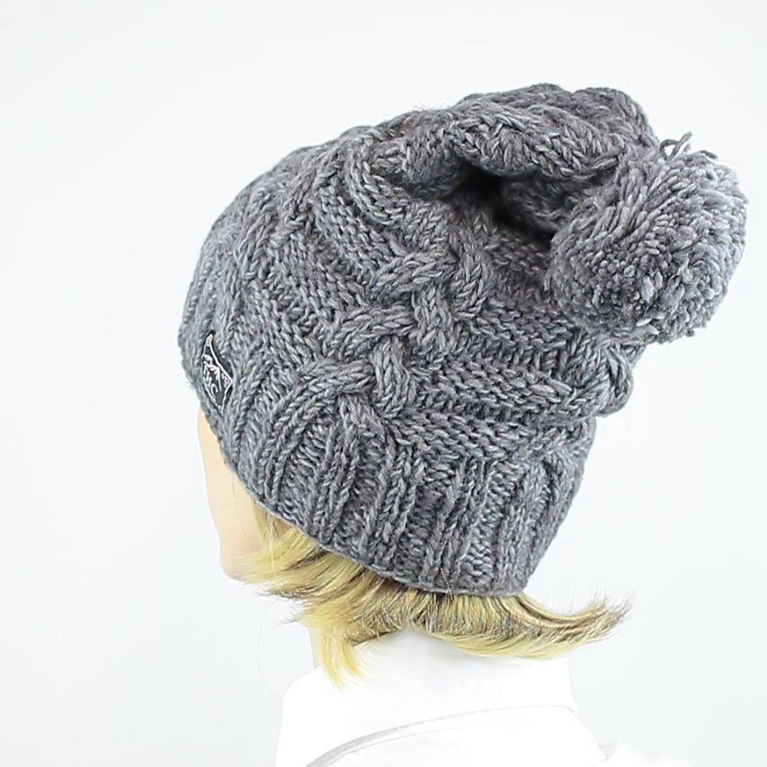 Foto 4: Wollmütze in grau