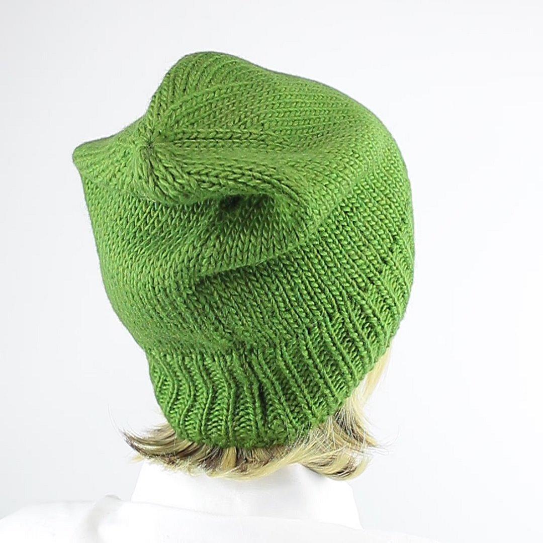 Foto 3: Wollmütze für den nächsten Frühling