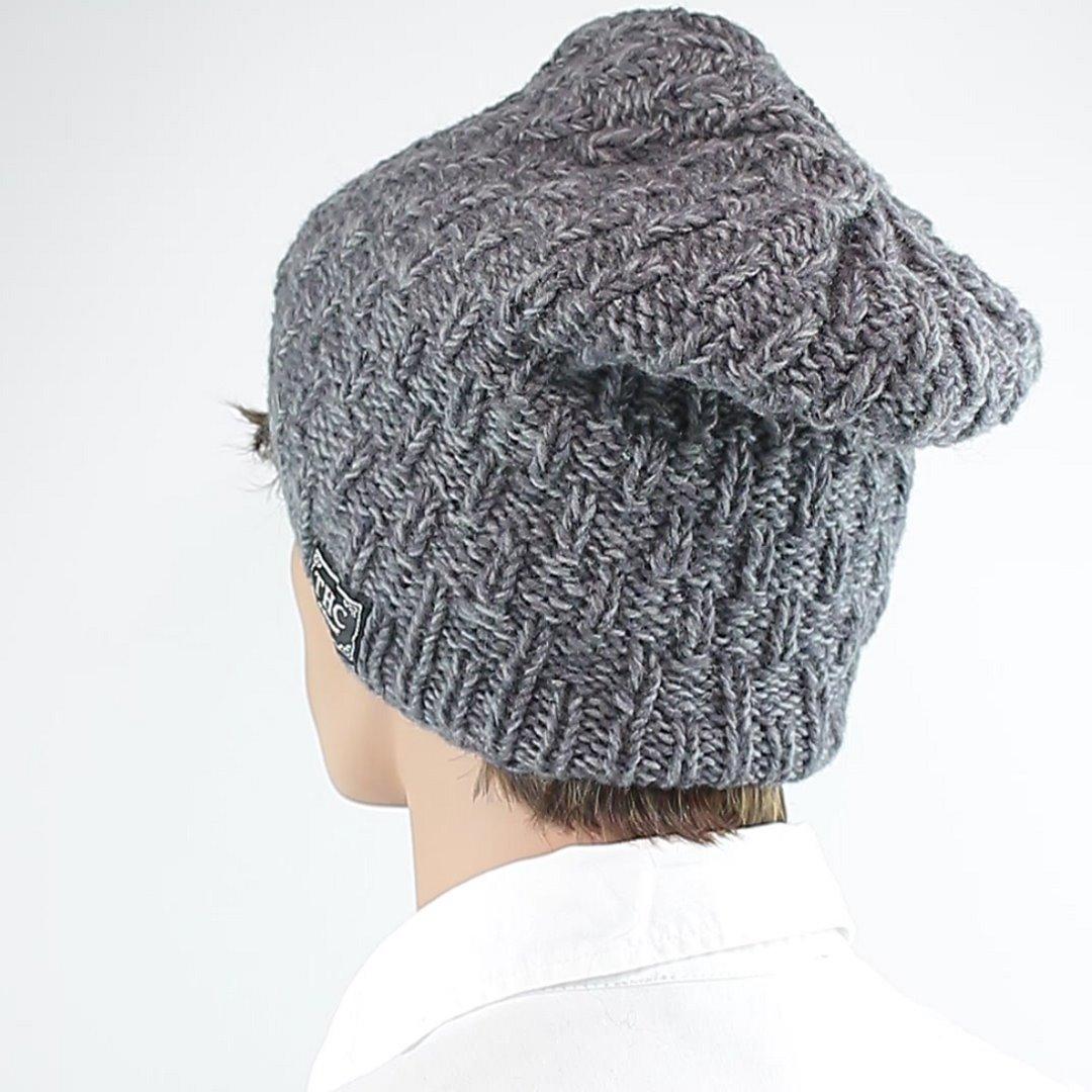 Foto 4: Mütze in universell einsetzbarem Grau