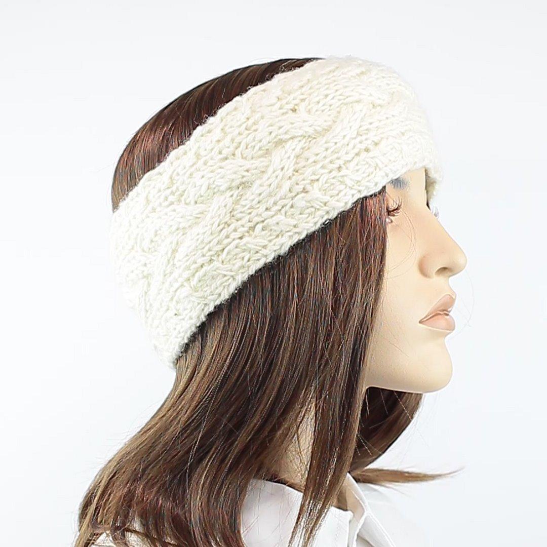 Foto 2: Strinband aus Schafwolle