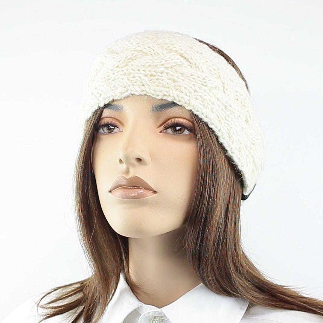 Foto 1: Strinband aus Schafwolle