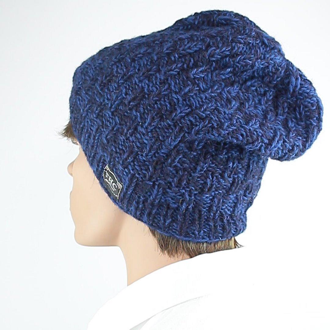 Foto 4: Winter-Mütze in Blau