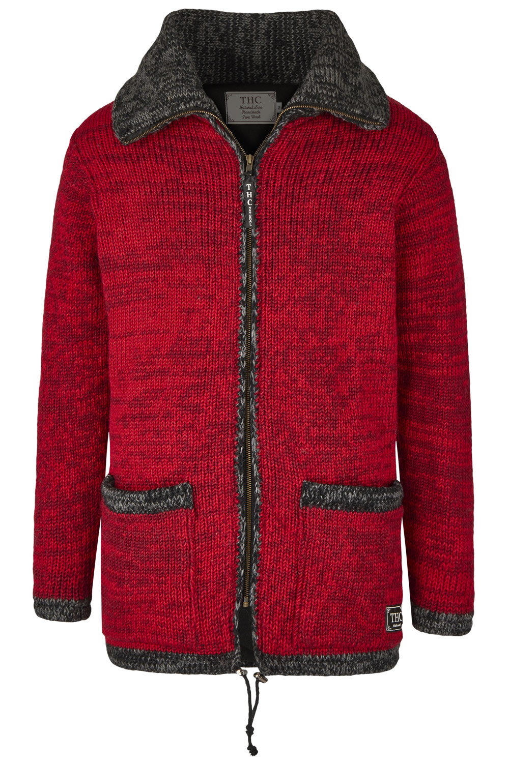 Lang Strickjacke Art.-Nr. 905