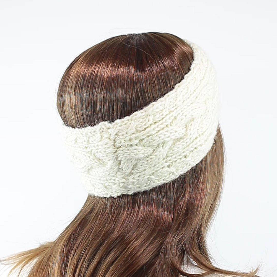 Foto 3: Strinband aus Schafwolle