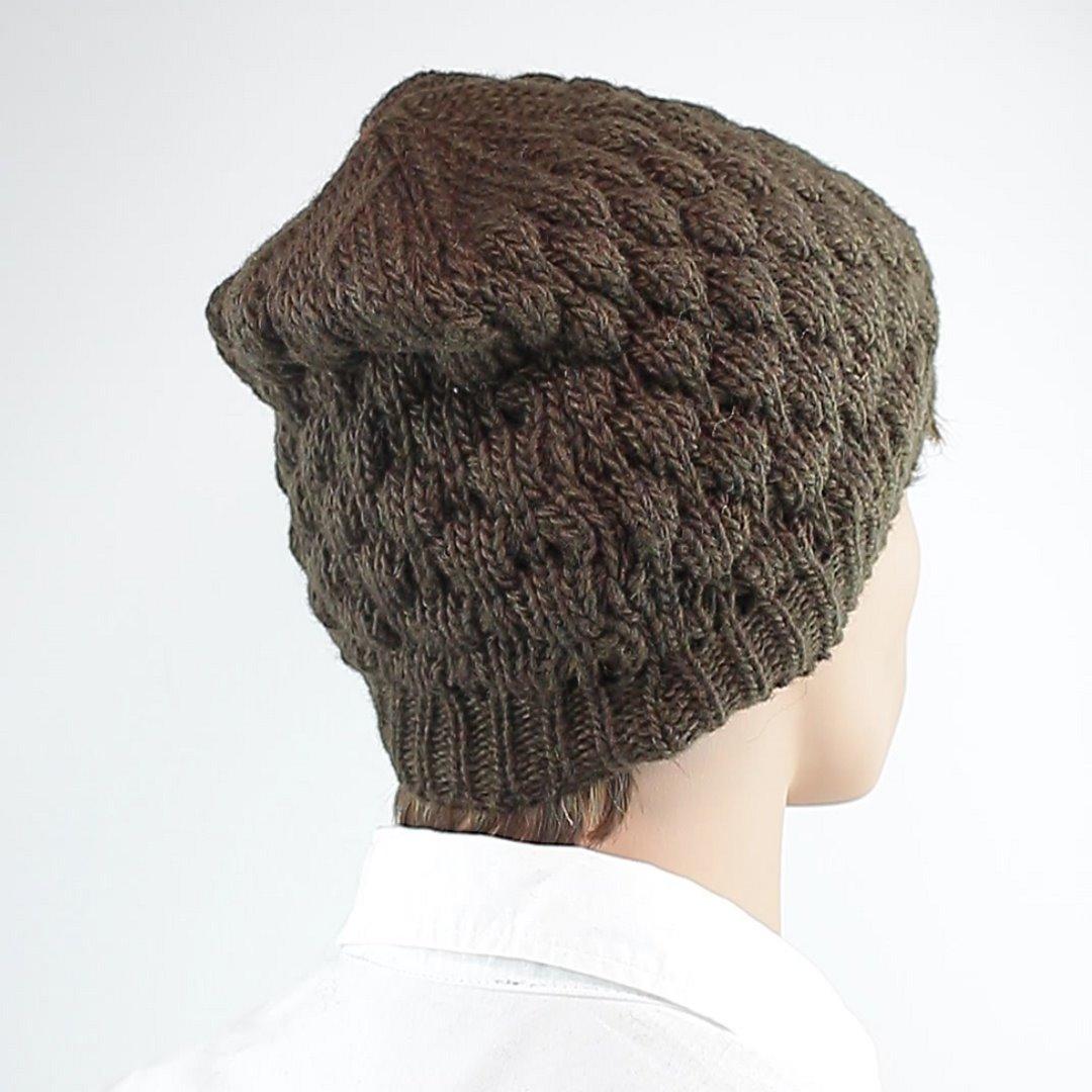 Foto 3: Beanie-Wollmütze passt zu herbstlichen Outfit
