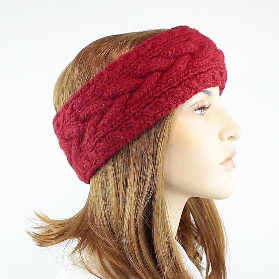 Foto 2: Kräftiges Rot für den Winter